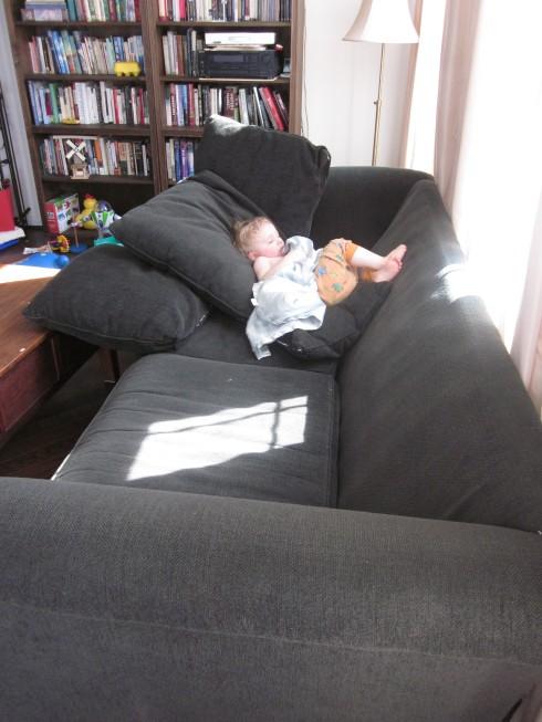 Naps Happen